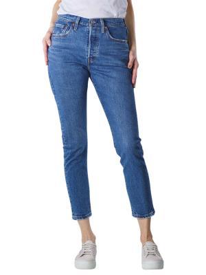 Levi's 501 Jeans Skinny jive tides