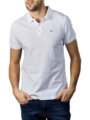Tommy Jeans Original Polo Shirt tommy white