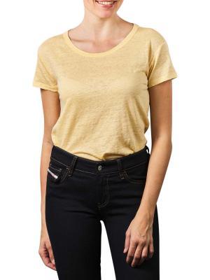 Marc O'Polo Linen T-Shirt iced vanilla