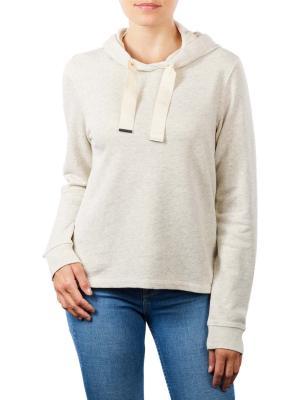 Marc O'Polo Sweatshirt hooded light grey melange