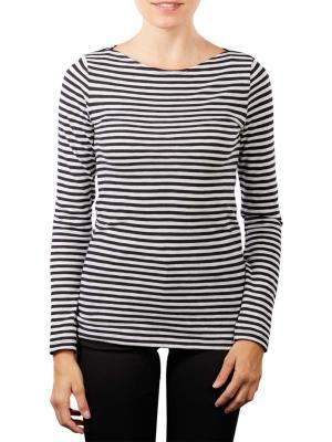 Marc O'Polo long Sleeve T-Shirt Boat neck multi/black