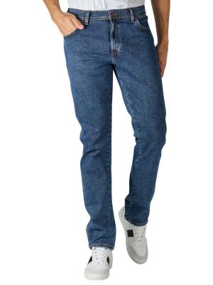 Wrangler Texas Slim Jeans Slim Fit stonewash