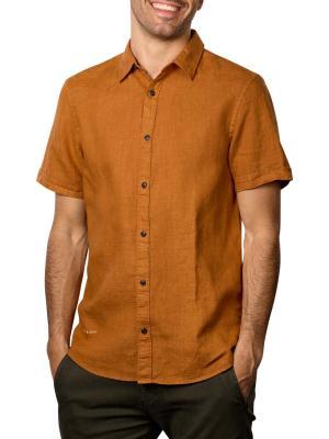 Scotch & Soda Short Sleeve Shirt Regular red