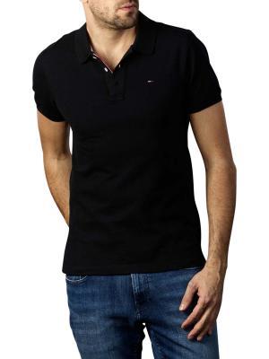 Tommy Jeans Original Polo Shirt tommy black
