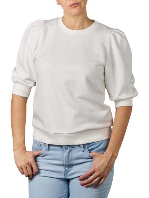 Set Sweatshirt Short Sleeve cloud dancer