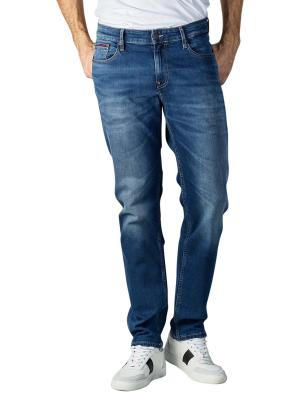 Tommy Jeans Ryan Straight Fit wilson mid blue stretch
