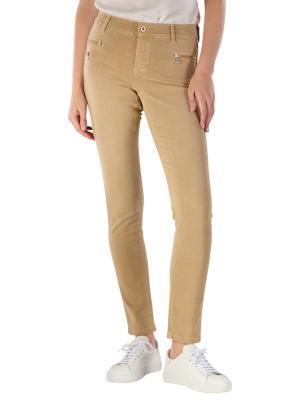 Angels Malu Zip Jeans Slim camel used