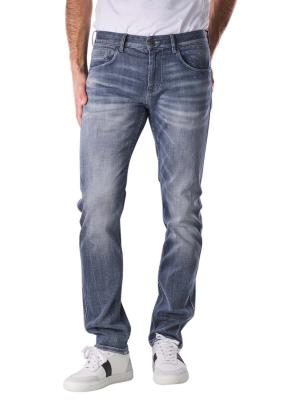 PME Legend Nightflight Jeans blue denim rear