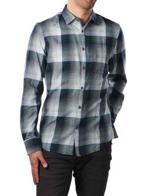 PME Legend Long Sleeve Shirt Twill Check 9089