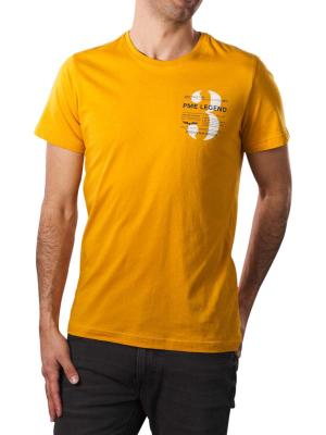 PME Legend T-Shirt Logoprint 1520 sand