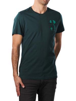 PME Legend T-Shirt Logoprint 1520 green