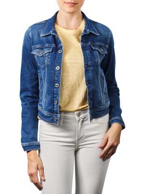 Pepe Jeans Core Jacket Denim blue
