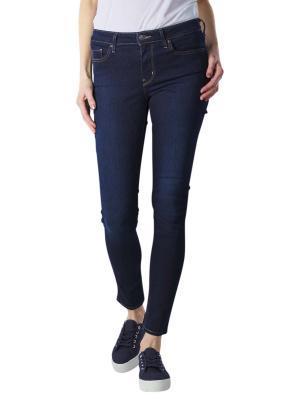 Levi's 711 Jeans Skinny Fit indigo ridge