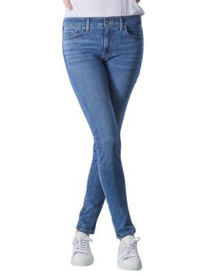 Levi's 711 Jeans Skinny Fit indigo rays