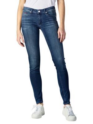 Tommy Jeans Sophie Skinny niew niceville mid blue