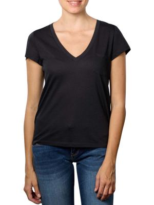 Set T Shirt V-Neck black