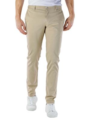 Alberto Rob Pant Slim DS Cotele light brown