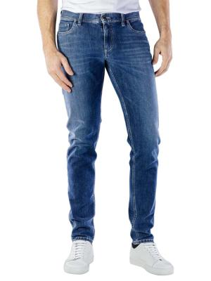 Alberto Slim Jeans Bi-Stretch Denim blue