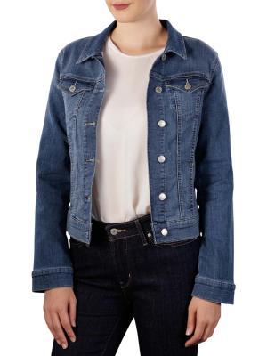 Angels Denim Jacket mid blue used