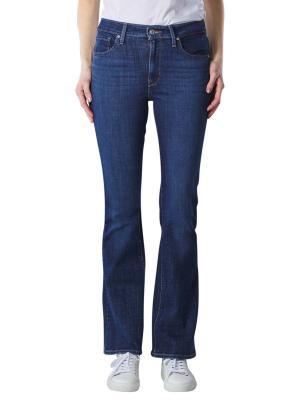 Levi's 725 Jeans Bootcut Fit lapis dark horse