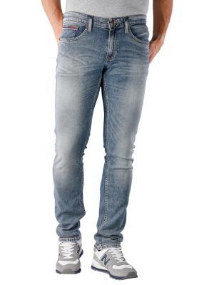 Tommy Jeans Scanton Slim king mid blue stretch