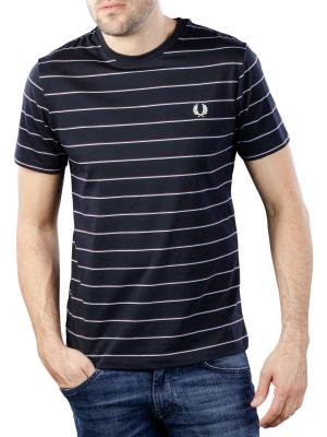 Fred Perry T-Shirt blau
