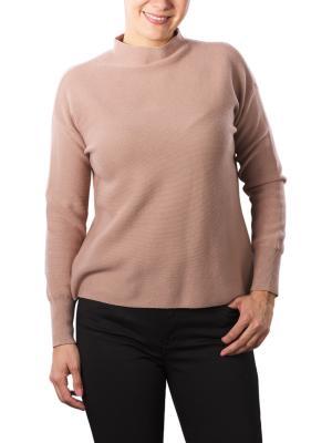Yaya Stand Up Collar Sweater dunes