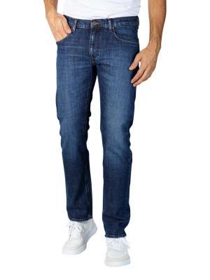 Lee Daren Jeans Zip Fly Regular Straight mid foam
