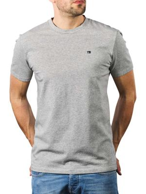Scotch & Soda Essentials T-Shirt Crew neck grey melange