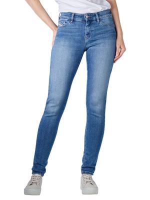 Diesel Slandy Jeans Skinny Fit 9QS