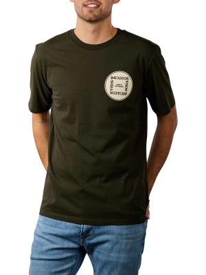 Scotch & Soda Organic Cotton Logo T-Shirt night