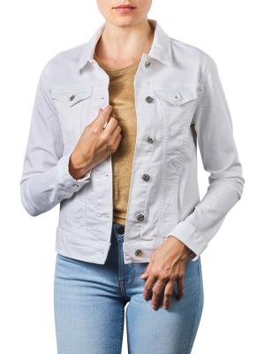 Angels Jeans Jacket white