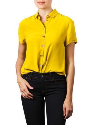 Set Blouse Short Sleeve yellow sun