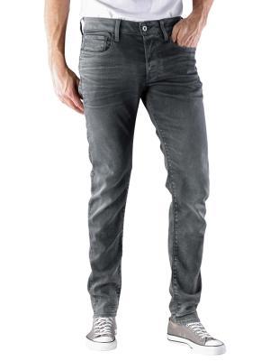 G-Star Slim Jeans Loomer Grey R Stretch Denim dk aged cobler