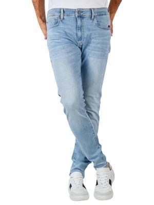 G-Star Revend Jeans Skinny light indigo aged