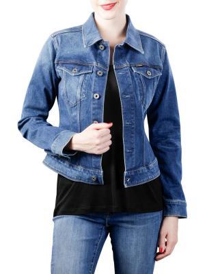G-Star 3301 Slim Jacket Stretch Denim faded stone