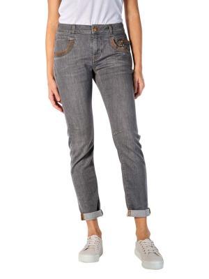 Mos Mosh Naomi Jeans Skinny Shade grey