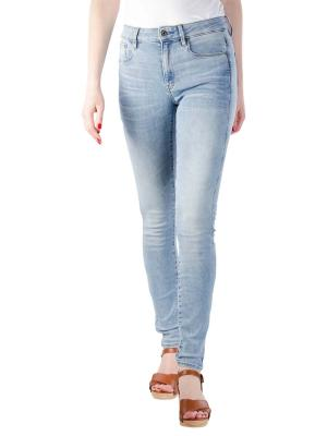 G-Star 3301 High Skinny Jeans it indigo aged
