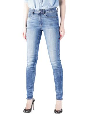 G-Star 3301 High Skinny Jeans Superstretch medium indigo