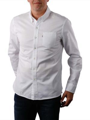 Levi's Sunset Pocket Shirt white