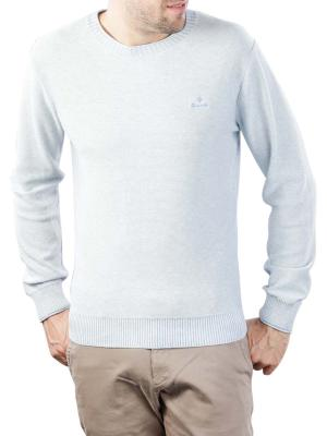 Gant Sunfaded Structure Crew Pullover hamptons blue