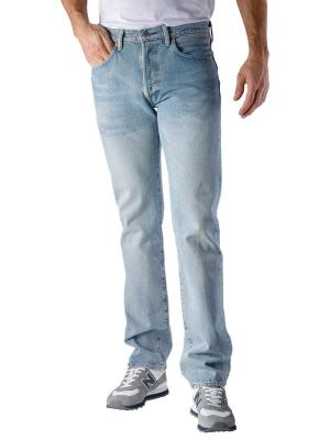 Levi's 501 Jeans Straight Fit mowhawk warp