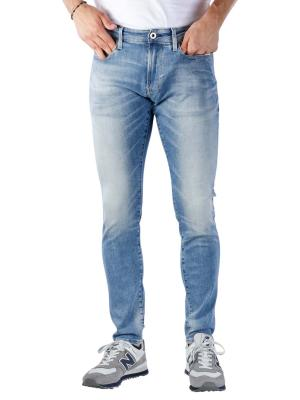 G-Star Revend N Skinny Jeans Elto Superstretch azurite