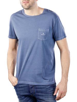 Gant Sunfaded SS T-Shirt insignia blue