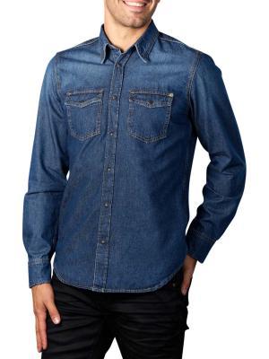 Pepe Jeans Hammond Shirt 7oz dark worn denim