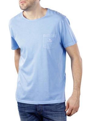 Gant Sunfaded SS T-Shirt capri blue