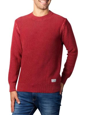 Pepe Jeans Sean Acid Wash Cotton Sweater bruise