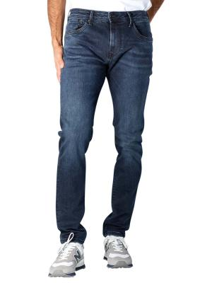 Pepe Jeans Stanley Drake 10oz washed nightfall denim