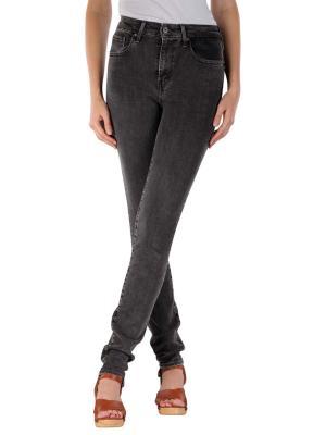 Levi's 721 High Rise Skinny Jeans true grit