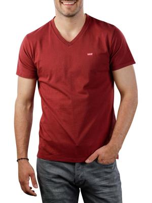 Levi's Orig HM V-Neck T-Shirt port